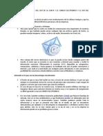 Ventajas y Desventajas Del Uso de La Carta y El Correo Electronico y El Uso Del Telefono