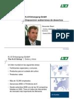 Underground Waste Disposal EUBaart SPANISH(2)