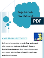 Projected Cash Flow