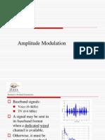 Ch4 Amplitude Modulation