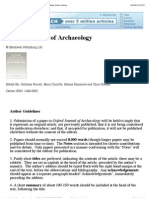 Oxford Journal of Archaeology - Author Guidelines - Wiley Online Library