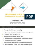 Sumila Gulyani_Diamonds Inclusive Cities Inclusive Growth