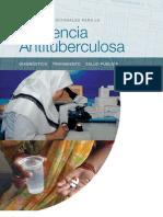NORMAS INTERNACIONALES PARA LA  Asistencia Antituberculosa