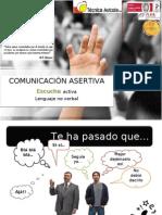 Comunicación y asertividad Técnica Avícola -AVEX