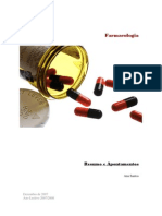 Resumo Farmacologia