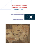 A Look on Ancient History Language and Architecture H. Berkmen