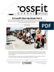 Cross Fit Start Up Guide 3
