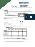 Examen Second Partial Remedial 3 1st Term 2012 V1