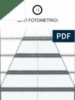 12- Dati fotometrici