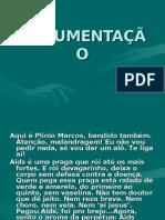 ARGUMENTAÇÃO-PD