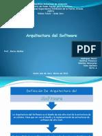 Diapositivas Arquitectura