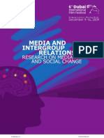 Media and Intergroup Relations