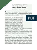 ACEROS DE PERFORACION