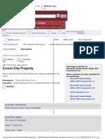 Cursor Clip Property (System Windows Forms)