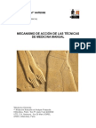 Accion de Las Tecnicas Medicina Manual