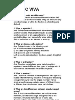 c | Pointer (Computer Programming) | C (Programming Language)