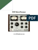 PSP Micro Warmer