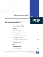 Correlations PVT SCAL
