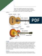 Estructura de La Guitarra