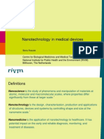 Nano Technology in Medicine