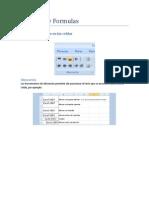 Formatos y Formulas