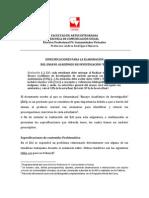 Ep IV - Cv - Especificaciones Para La Elaboracion Del Ensayo Ene-feb 2012
