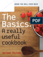 The Basics - A Really Useful Cookbook