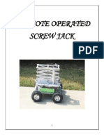 Remote Operated Screw Jack1