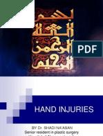 Acute Hand Injurie