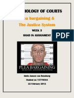 Mod7-W3-HA-Plea Bargaining & the Justice System