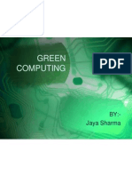 Green Computing ppt