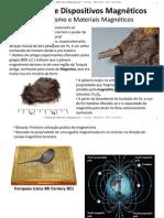 Aula 11 - Magnetismo e Materiais Magneticos 01