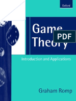 Game Theory Introduction and Applications - Graham Romp