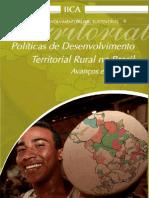 Série DRS vol 12 - Políticas de Desenvolvimento Territorial Rural no Brasil - Avanços e Desafios