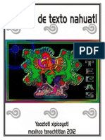 Analisis Texto Nahuatl Xipicoyotl