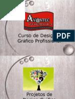 Apresentação Curso Designer Gráfico