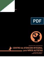 CENTRO de ATENCION INTEGRAL para NIÑOS AUTISTAS