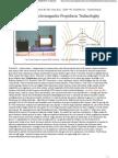 Levitationsmaschine - Cetin Antigravitationstechnik