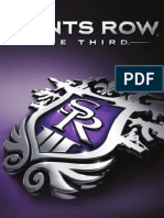 Saints Row the Third Manual