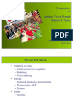 Food Retail Ppt