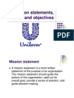 objectives of hindustan unilever ltd Hindustan unilever limited (hul) is india's largest fmcg company with the heritage of over 80 years in india as per as per nielsen market research data, two out of three indians use hul products.