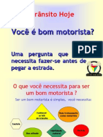 Direção Defensiva - Bom Motorista