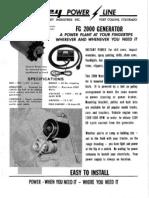 FG2000 Generator 2