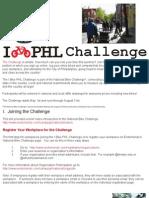I BIKE PHL Challenge Info Sheet