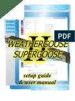 Weather Goose II User Manual v1 05