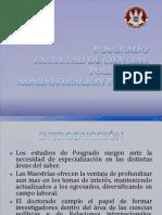 POSGRADO induccion