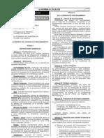 Ley 28976 Licencia de Funcionamiento
