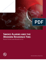 Smoke Alarms in Modern Residences