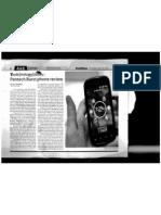 TechNews Pantech Burst 4-10-12