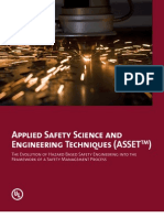 Applied Safety Science and Engineering Techniques (ASSET)